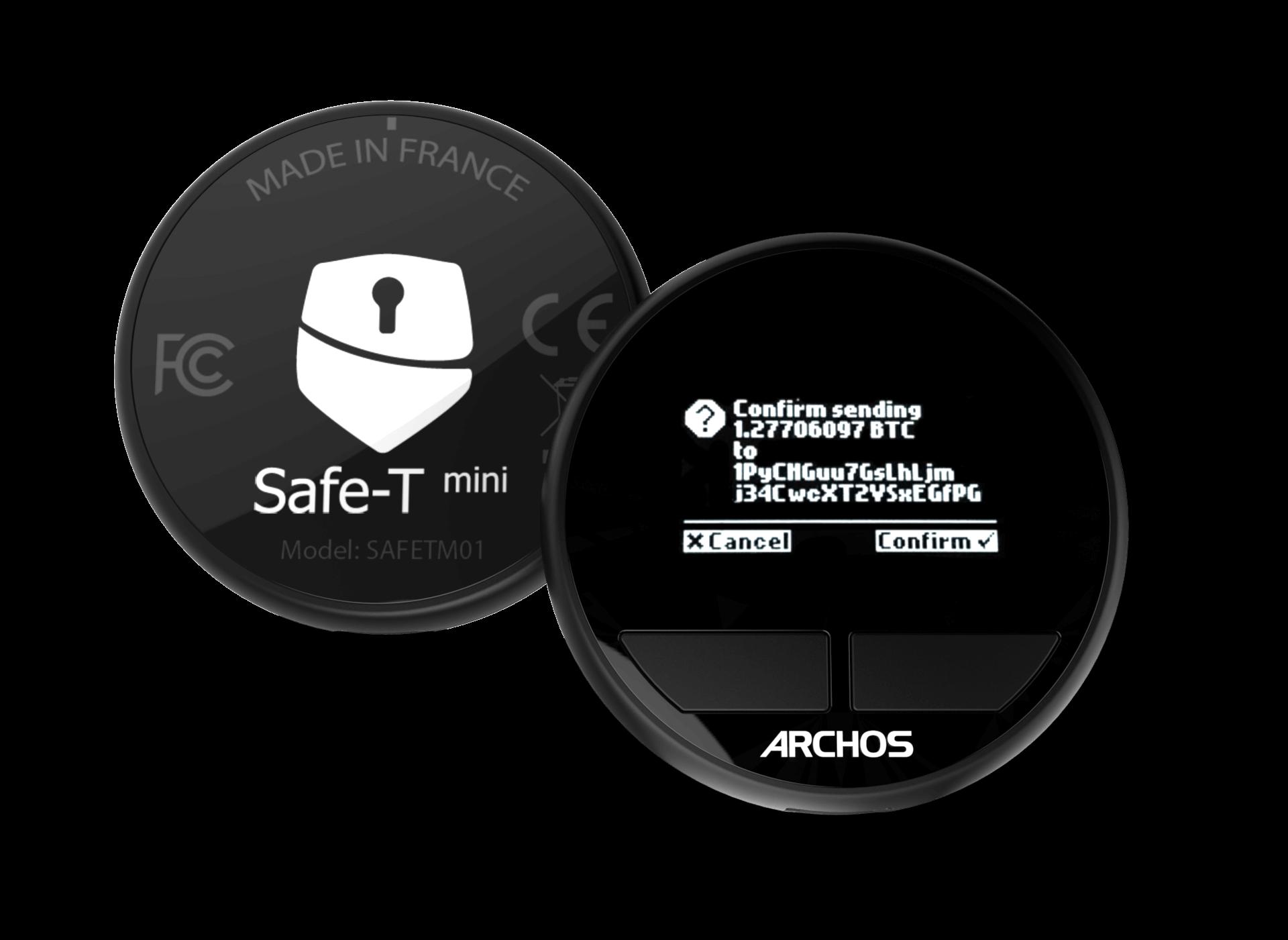 Archos Hardware Wallet