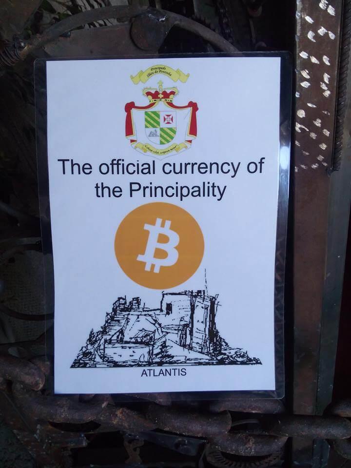 Bitcoin Atlantis