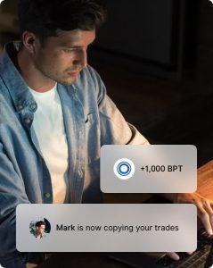 Blockport, copy trading