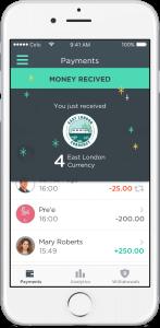 Colu mobile app