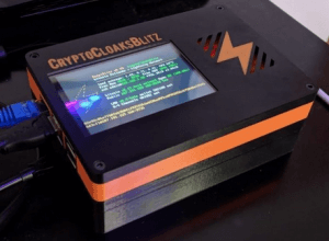CryptoCloaks Lightning Shell