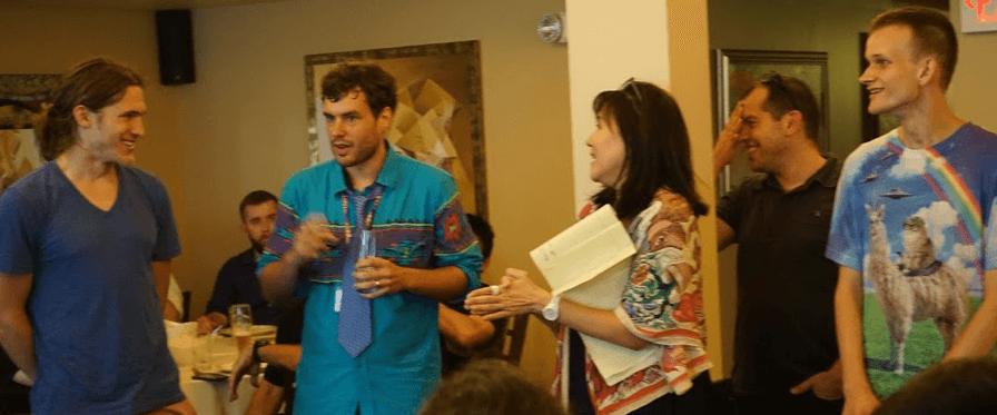 IC3 Ethereum Crypto Boot Camp 2017 Award Ceremony