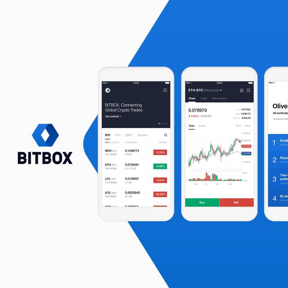 Line's BitBox cryptocurrency exchange platform