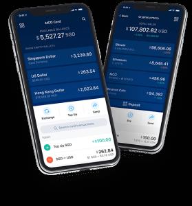 MCO Cryptocurrency Platform