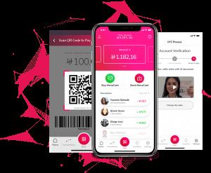 MenaPay mobile app