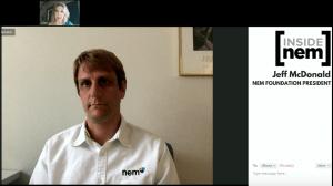 NEM Foundation interview Coincheck hack
