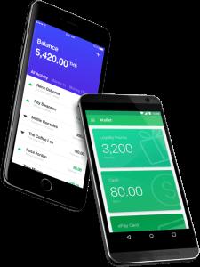 OmiseGO mobile platform
