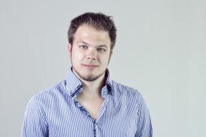Ruben de Vries counterparty core developer