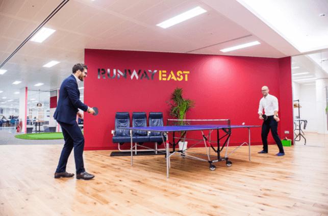 Runway East Coinsilium Blockchain Tech Lab