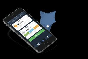 ShapeShift mobile