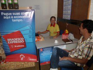 Store Itiruçu Banco Bradesco
