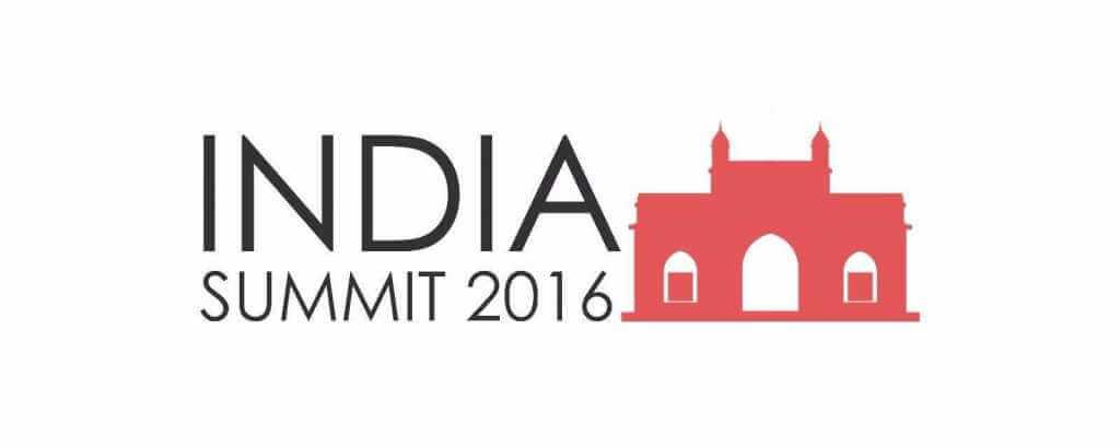 india summit 2016 blockchain technology fintech