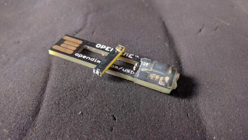 used OpenDime