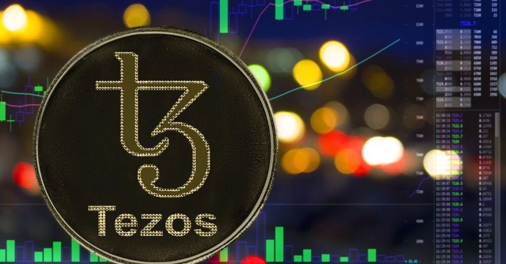 Tezos price hits a 52-week high of $4.41