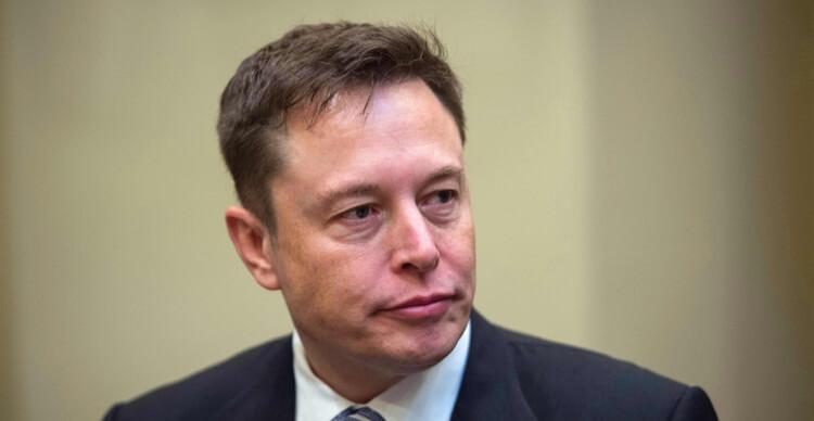 An image of Elon Musk