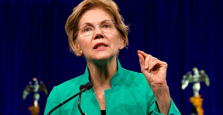 An image of Elizabeth Warren