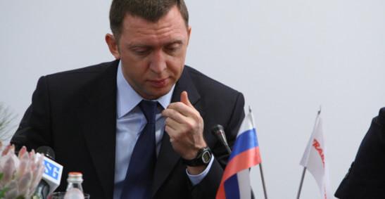 A picture of Oleg Deripaska