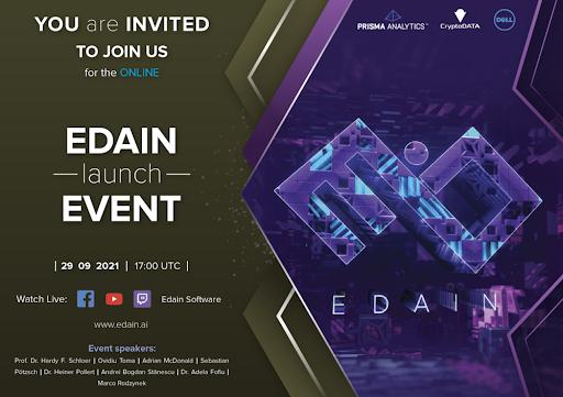 Prisma Analytics and CryptoDATA Tech to launch Edain (EAI) token